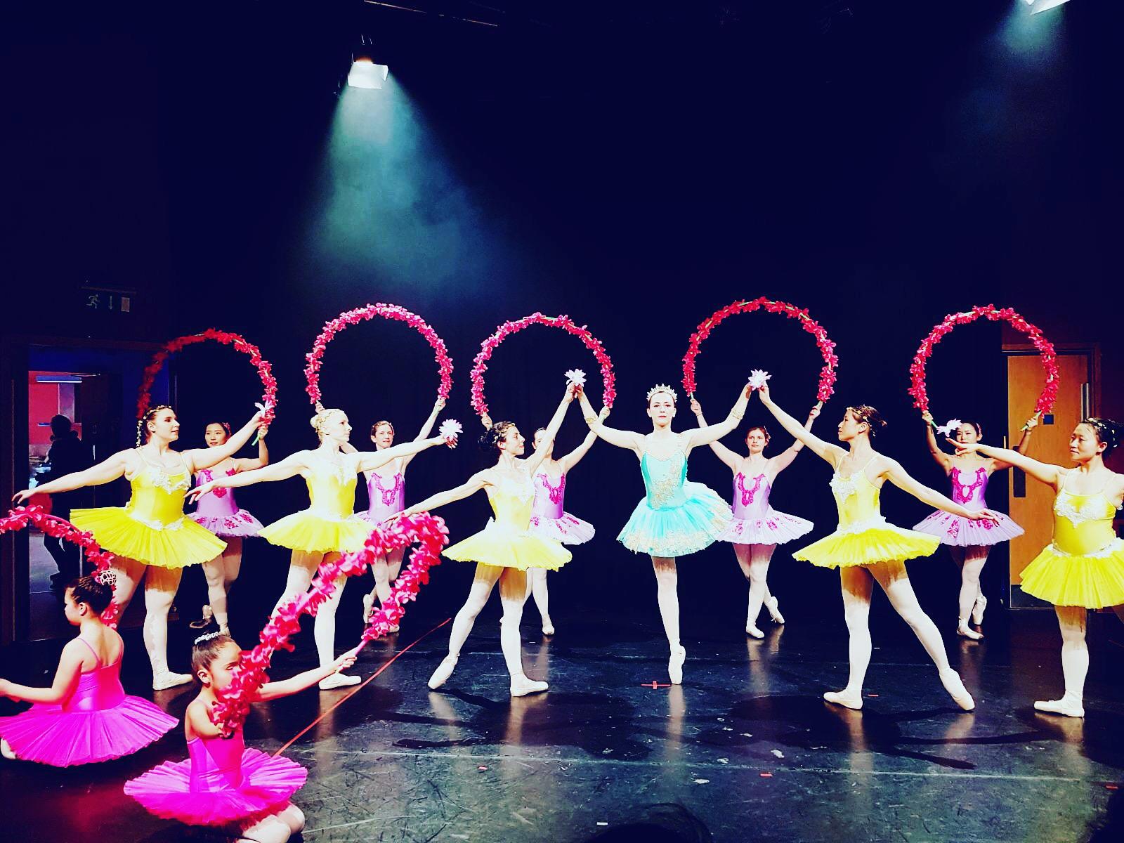 Les Corsaire Ballet