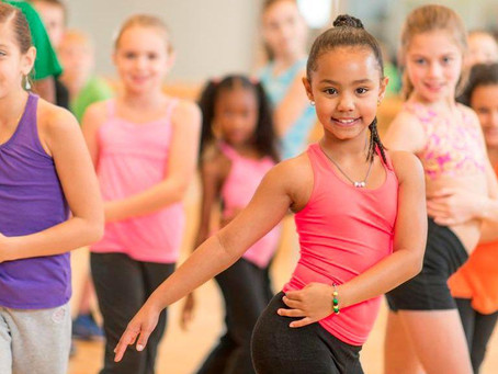 The benefits of dance for children