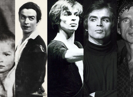 Rudolf Nureyev many lives and one dance