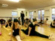 dance classe london