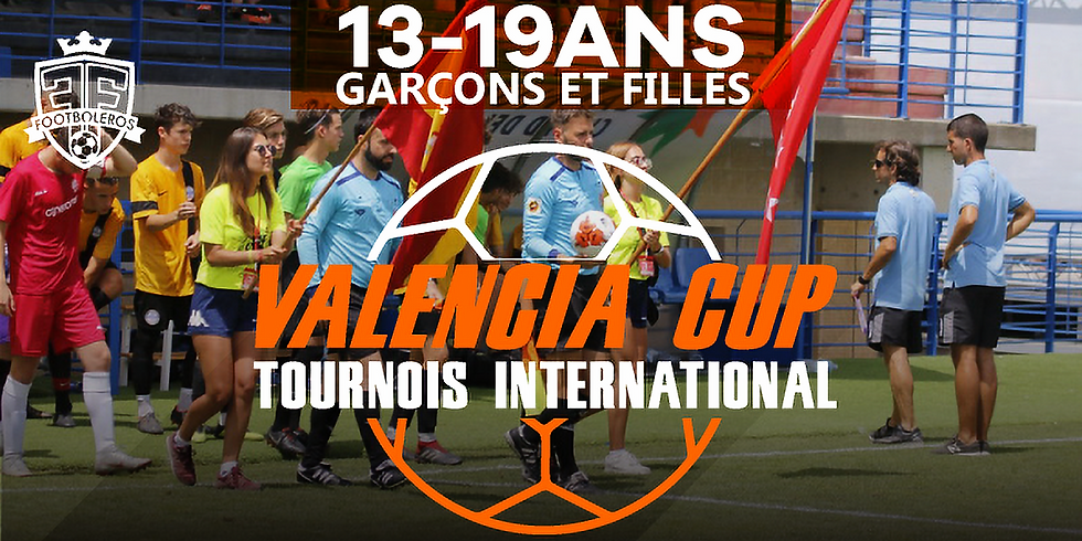 Valencia Cup - International Tournaments - 13-19 YEARS OLD
