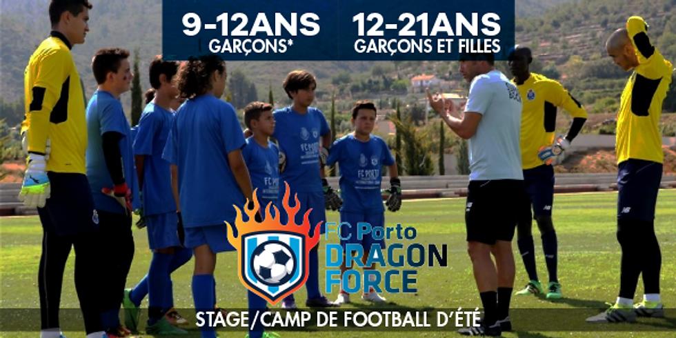 FC Porto Dragon Force - Camp de football d'été