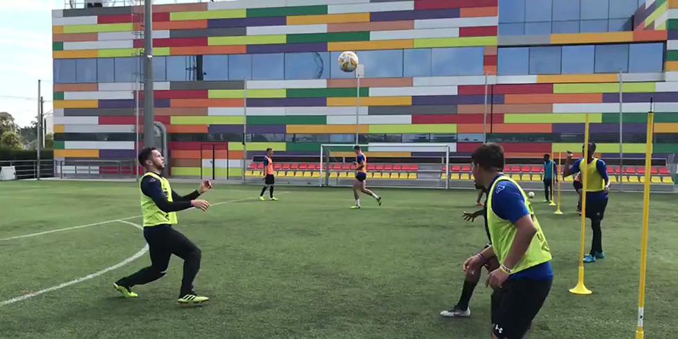 Footboleros Pre-saison Management