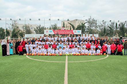Photo collective des participants