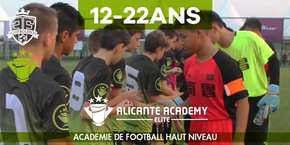 ALICANTE Academy Elite  15 - 22 ANS