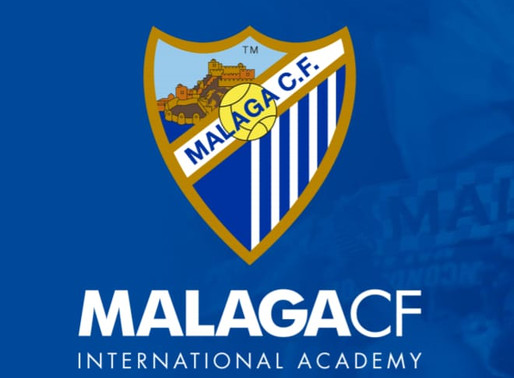 Footboleros and Málaga CF together.