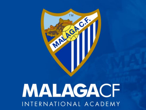 Footboleros and Málaga CF together.