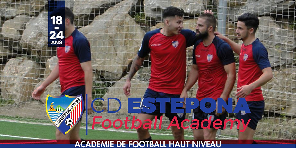 CD ESTEPONA International Academy  18 - 24 ANS