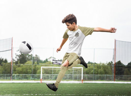 Become a professional footballer through the Footballeros way!