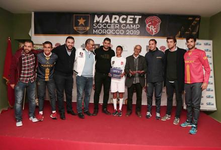 Club Rahal, Footboleros et Jep Sport managelent ensemble