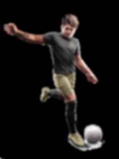 custom-soccer-jerseys-man-about-to-kick-
