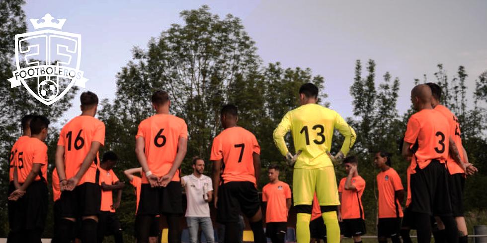 IVéme édition Barcelone essaie de football