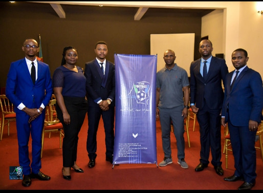 The Champion Football Agency (CFA), a new Footboleros partner in the DRC.