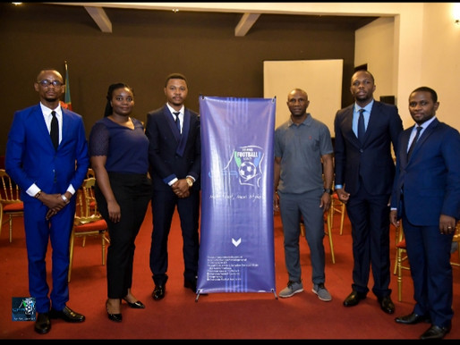 Le Champion football agency (CFA), lancement d'un nouvel partenaire Footboleros en RDC.