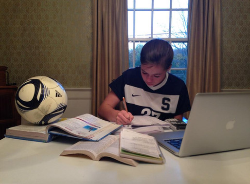 3 rules to follow to become a valuable footballer by combining sport and studies  !!