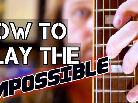 Learn To Play The Impossible