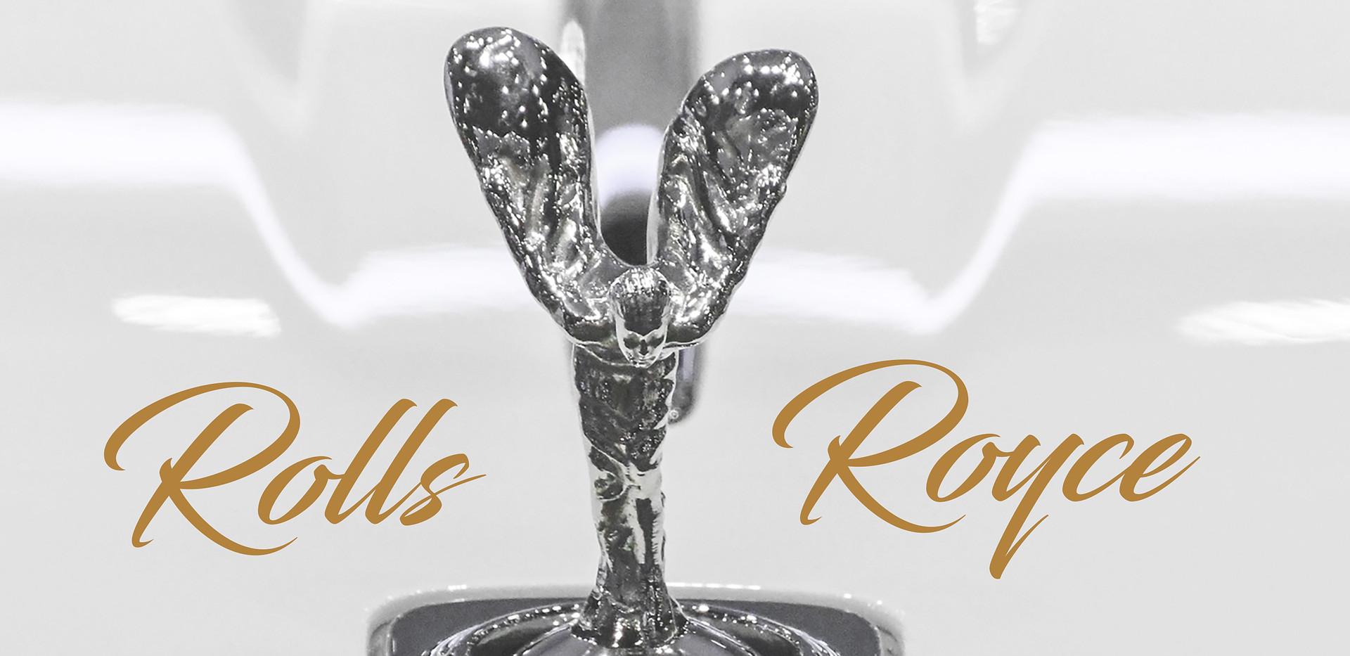 Dlux- Rolls Royce