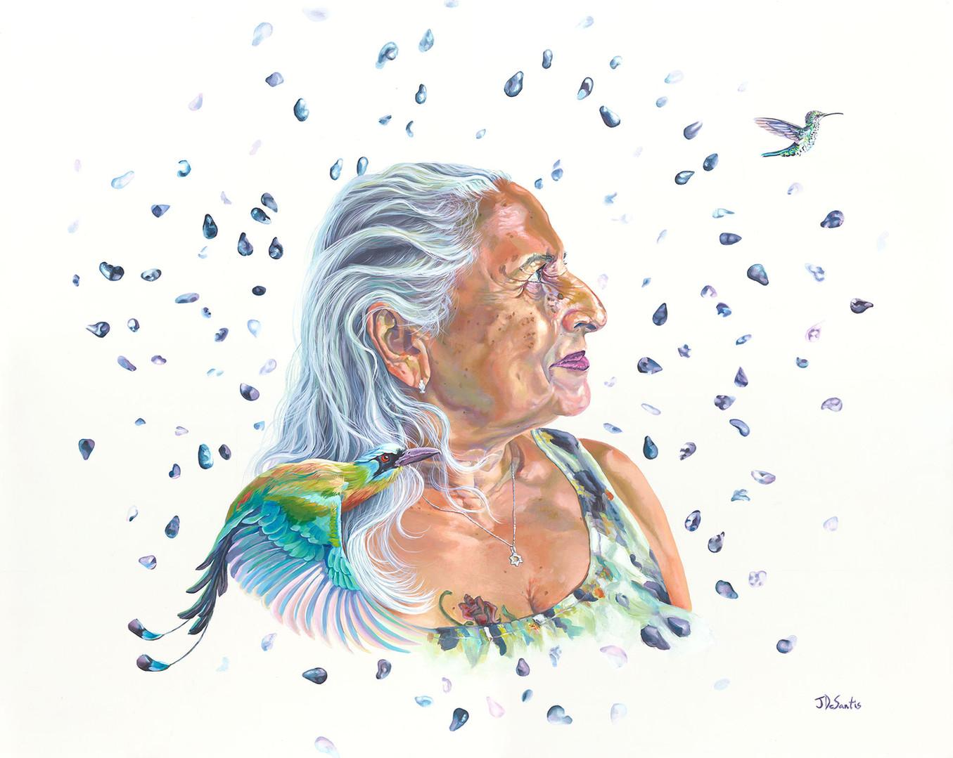 Abuelita by Jessy DeSantis