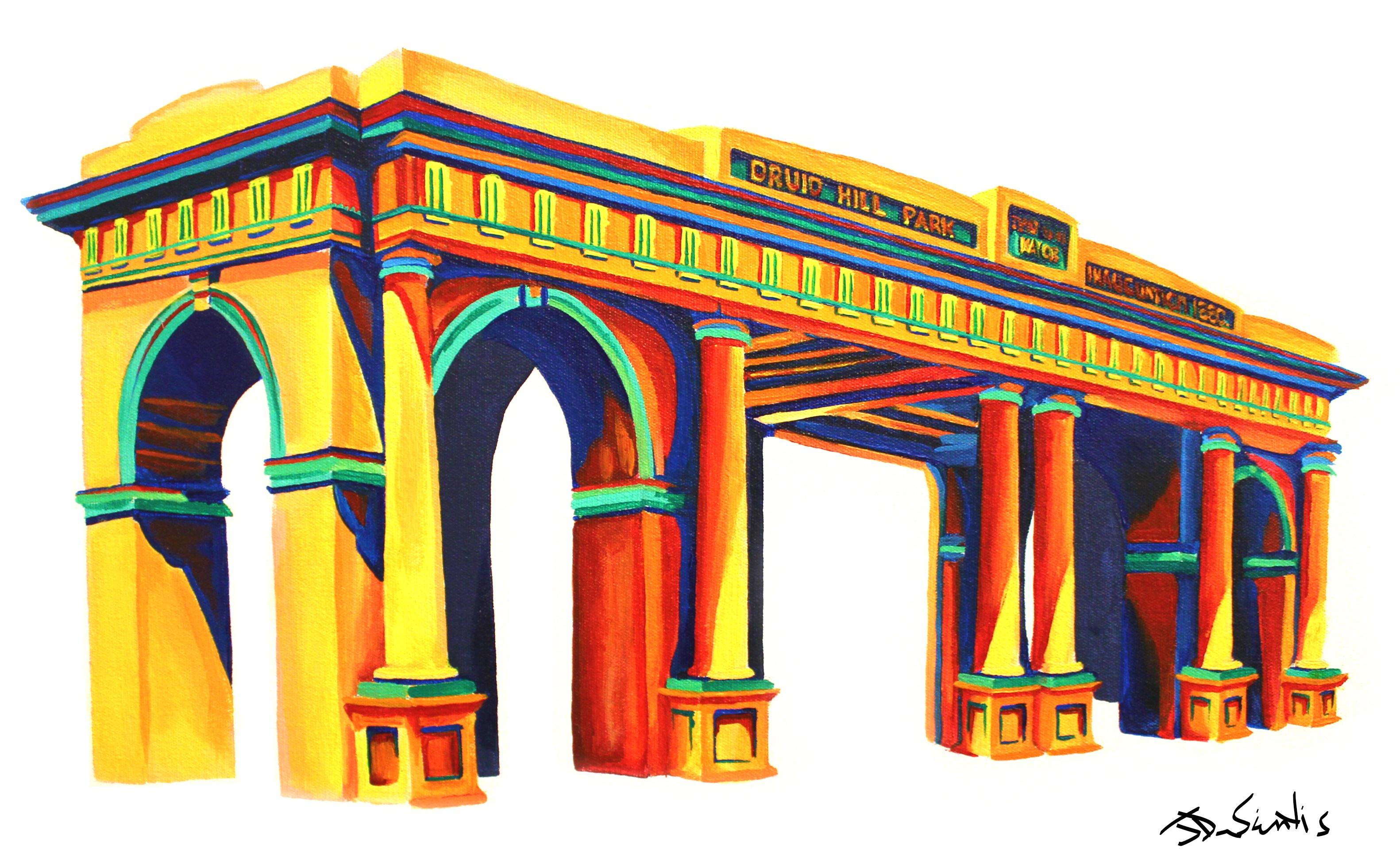 Madison Avenue Arch
