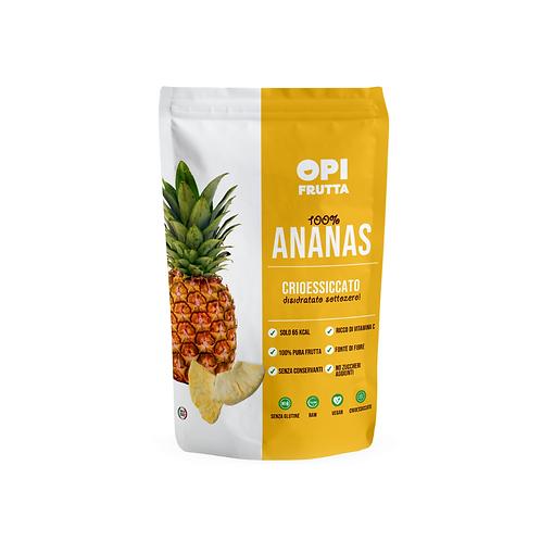 Ananas Crioessiccata