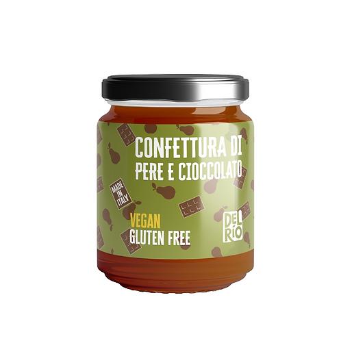 Confettura Extra di Pere & Cioccolato