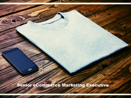 Senior eCommerce marketing role -London football club