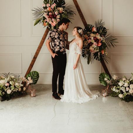 Beverly Hills Styled Wedding