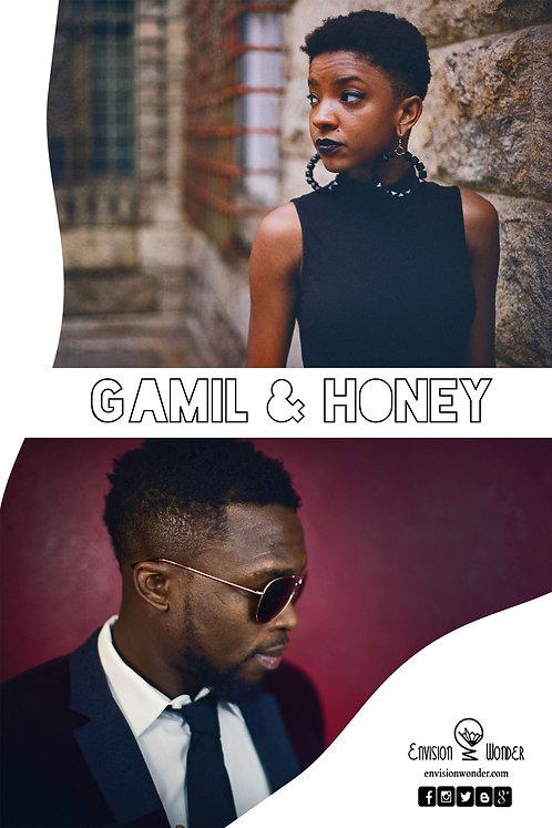 Gamil & Honey by Leevette & Lovietta Simpkins