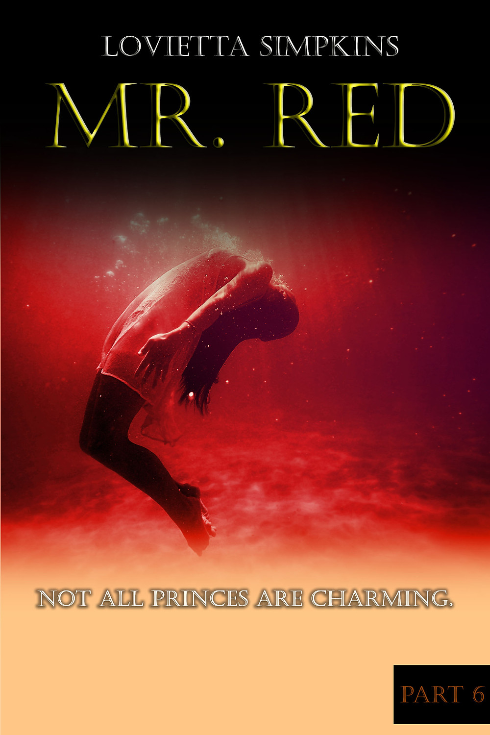 Mr. Red Part 6 Cover by Lovietta Simpkins