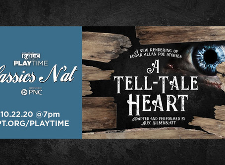 Up Next: A-Tell Tale Heart at PPT