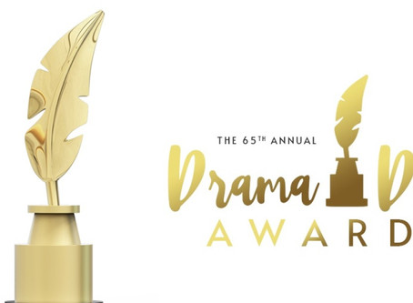 2020 Drama Desk & Lortel Nominations!