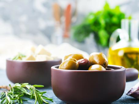 Gut Friendly Black Olive Salsa Recipe