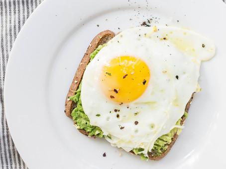 Breakfast Ideas for Glowing Skin