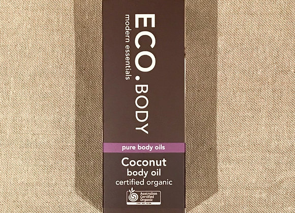 ECO. Coconut Body Oil 95ml