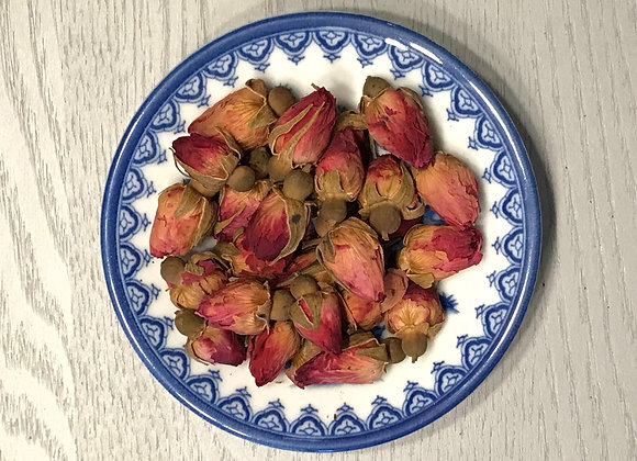 Red Rose Buds 30g