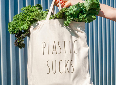 Plastic Free July - 5 Ways to Re-use or Recycle all this plastic!