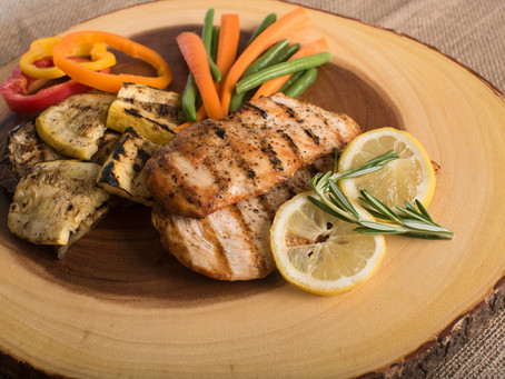 Recipe - Lemon Herb Roasted Chicken