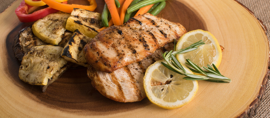 Recipe - Lemon Herb Roasted Chicken