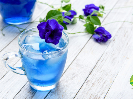 Benefits of Butterfly Blue Tea