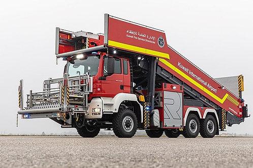 Rettungstreppe E8000/E3000 Civil Defense Kuwait
