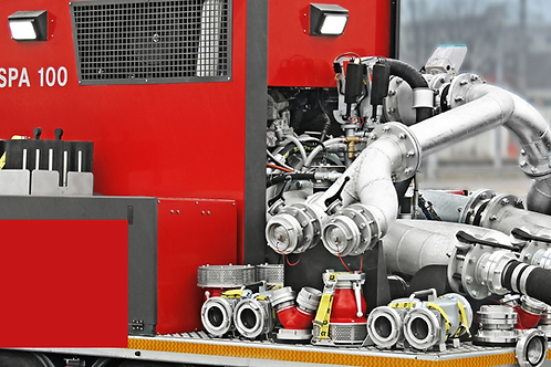 SPA60 Engine-pump units