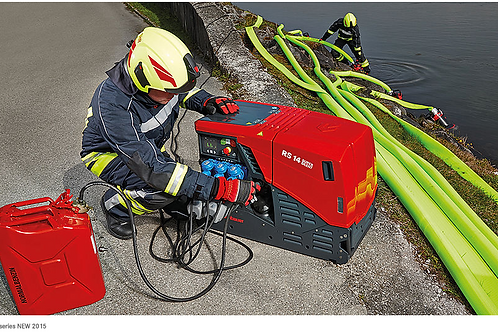 Power Generators Powerful tools for fire departments.