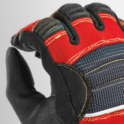 Gloves for technical rescue operations
