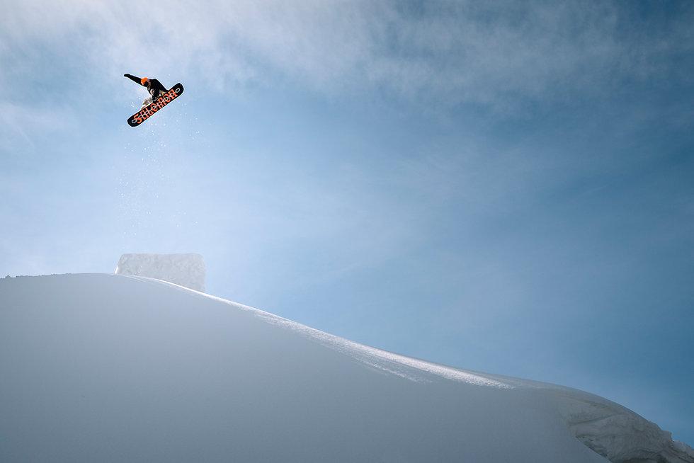 Flo Corzelius Salomon Snowboards 21