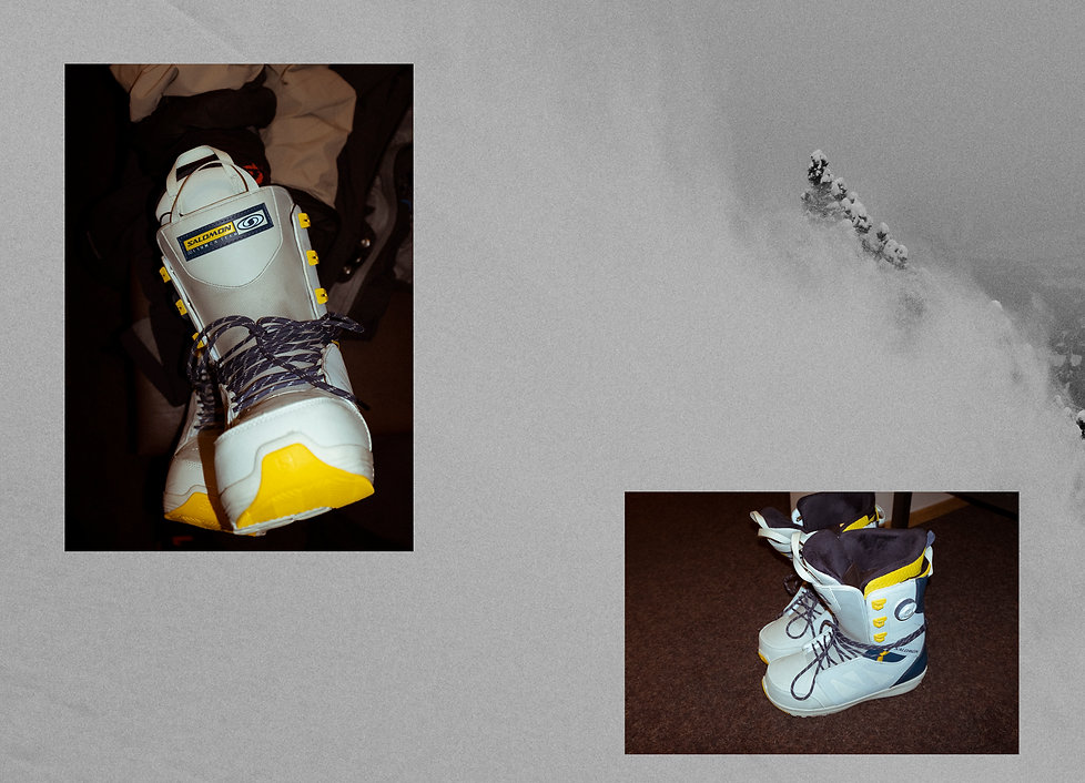 Salomon Snowboardboots 21
