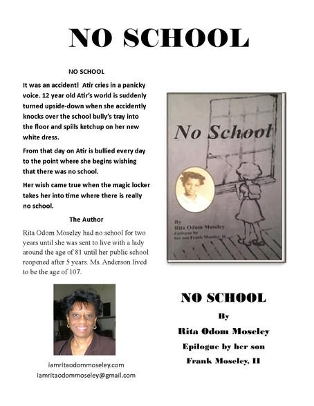 No School Flyer