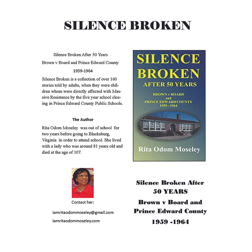 Silence Broken