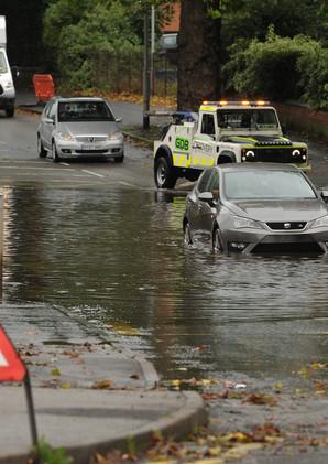 Ignoring Flood Signs