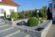 Stufen Gartenbau Regensburg Abensberg Pflasterbau Angebot Planung Bepflanzungen