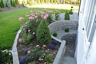 Lichthof Bepflanzung Gartenbau Fabian Tuscher Garten mit pep Treppen Stufen